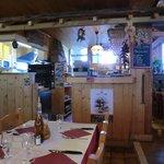 Cuisine et salle - La Stalla