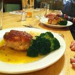 German style Chicken Kiev