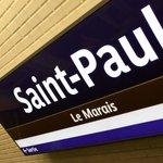 In the heart of Paris, 100 meters from the Metro Saint-Paul Le Marais