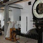De garnizoensbakkerij in het Weegschaal Museum