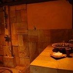 salle de bain lumbung room