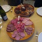 charcuterie & veg plates