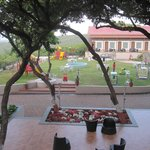 Hotel Gautam, Garden View