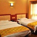 Jindi 126 Chain Hotel Chongqing Beibei