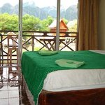 Sayong Guest House and Riverhill Bungalows Foto