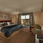 Newly refurbished superior room