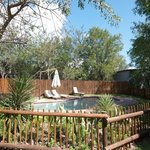 pool at galago