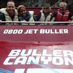 buller jet boat fun