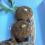 Duck cakes!  Yummy!!