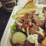 Greek Isle Salad