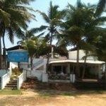 Отель с пляжа