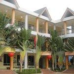 Qixianling Hotspring Villa