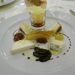 Käsespezialitäten aus dem 7-Gänge-Menue