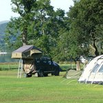 Aikbeck camping field
