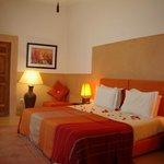 'Saffron' room