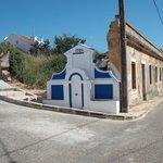 Cercal do Alentejo - Antigo chafariz na zona mais antiga da Vila