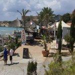 Namos Beach Bar Coral Bay