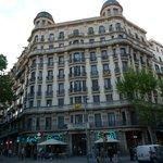 Hospedarse a buen precio en Barcelona