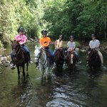 Horse Back Riding at Club Rio