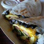 roaring brook burrito
