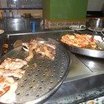 Cocina en vivo