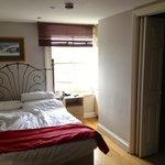 Grandezza camera, letto e bagno.