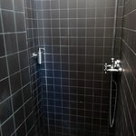 Dark shower