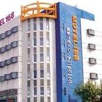 Motel 168 Shanghai Zhujing