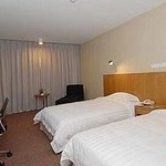 7+1 Business Hotel Hefei Huangshan Road