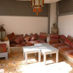 Sitting area on the Terrace