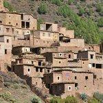 pueblos bereberes del alto atlas
