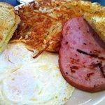 Eggs & Ham Breakfast