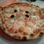 Pizza faite main !