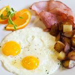 This western breakfast hits the spot every time!