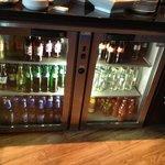Напитки в Лаунже