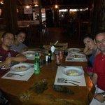 jantar em Maresias