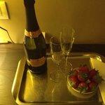 para uma noite romântica, um pedido especial!