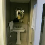 Bathroom in Prescott wing (Tripadvisor: turn my image back)