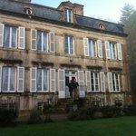 Front of Chateau Beaulieu
