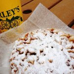 What is a boardwalk without a funnel cake?