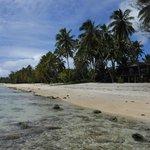 Hostel beach