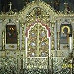 Iconostasio de la catedral de La Santísima Trinidad
