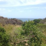View of the bay from Top O' Tobago
