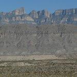El Pico in Mexico's Sierra del Carmen range.