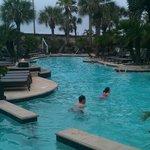 Galvez Pool Area