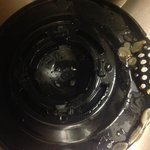 yuck mold in our coffee pot