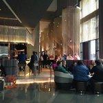 Trace bar lounge