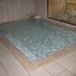 循環で残念な内風呂のみの温泉