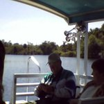people on the boat