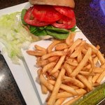 The Veggie Noogie Burger